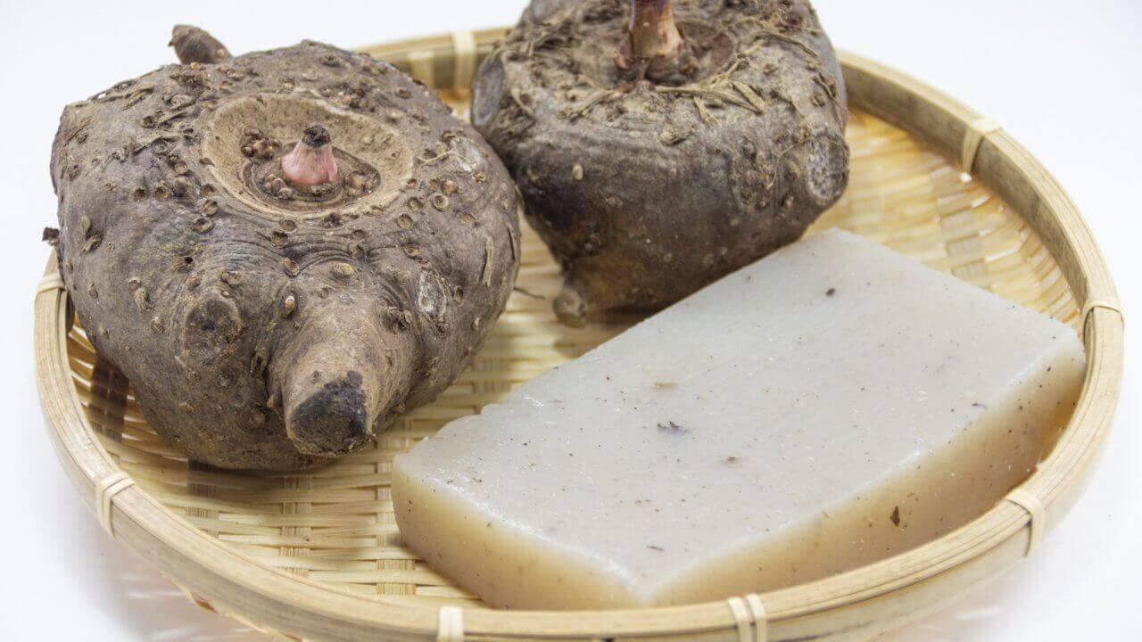 コンニャク芋の植え付け〜収穫までの育て方!栽培時期や病害虫の対策など