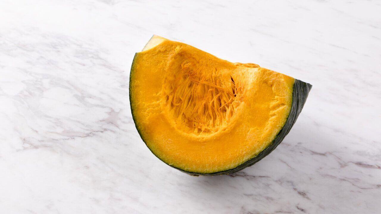 かぼちゃの賞味期限、選び方・見分け方、保存方法